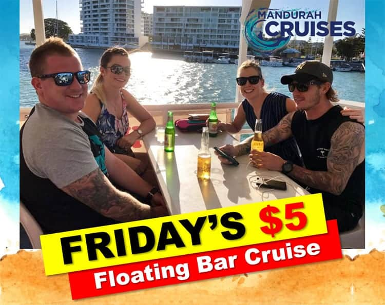 Floating Bar Cruise