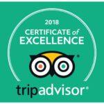 TripAdvisor Certificate of Excellence Mandurah Cruises