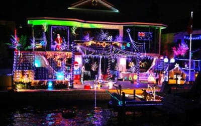 Christmas Lights Cruise