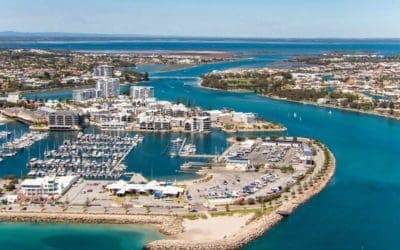Mandurah's picturesque waterways