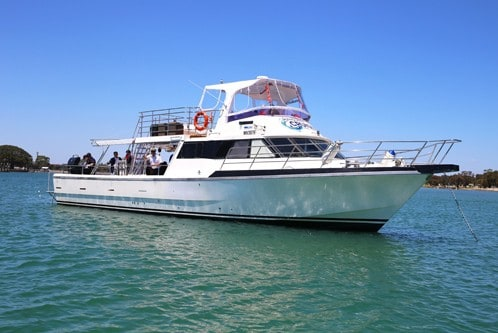 Reel Affair Party Boat Hire