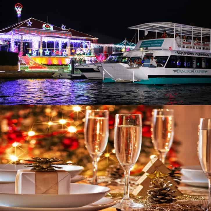 Christmas Lights Dine & Cruise