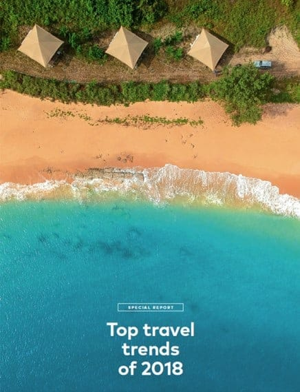Qantas Travel Trends 2018