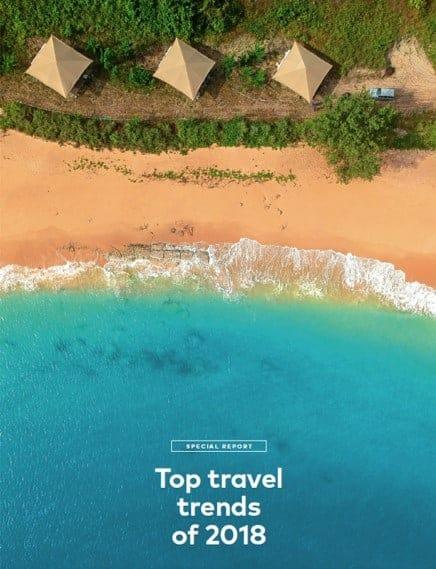 Qantas Travel Trends 2018