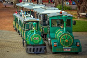 fun tourist train