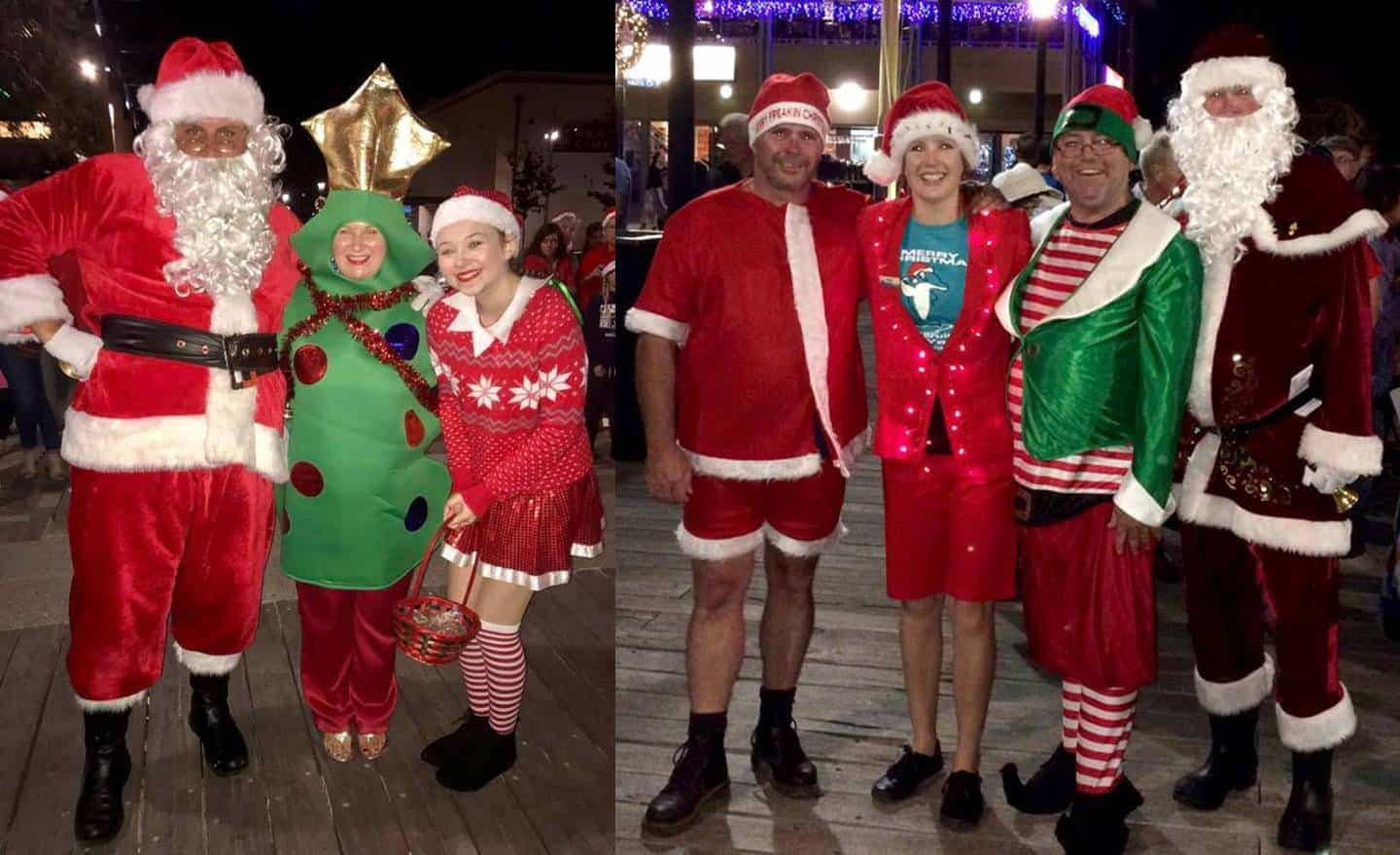 best dressed Christmas competition