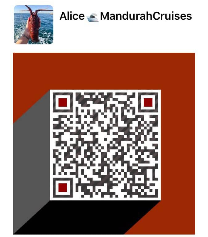 Mandurah Cruises We chat
