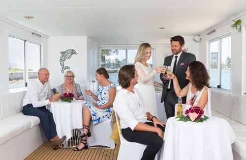 Mandurah Cruises Wedding