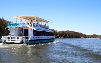 Murray River Lunch Cruise